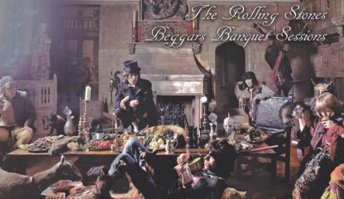 the rolling stones beggars banquet sessions 1968