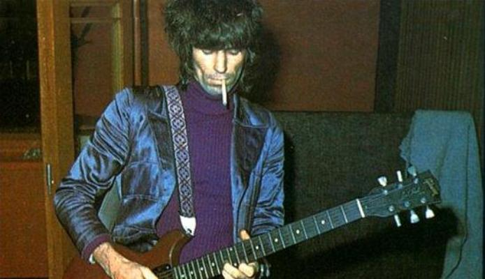 the rolling stones keith richards 1974
