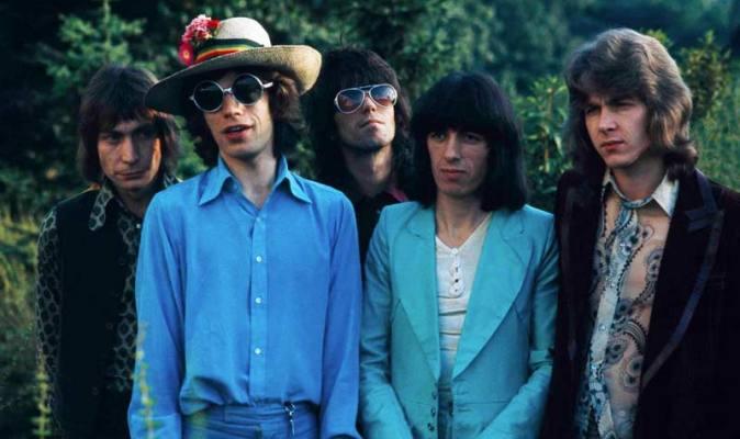 rolling stones travellin' man 1970