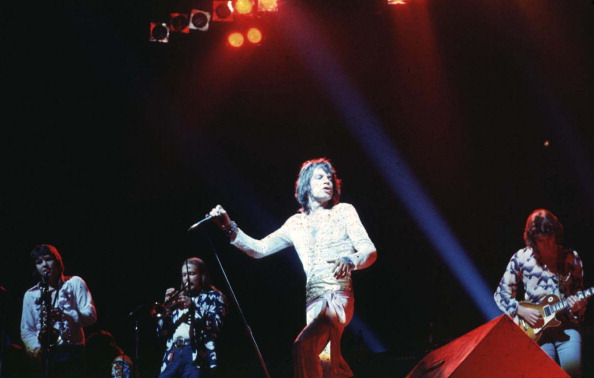 Rolling Stones Chicago 1972