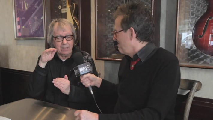 rolling stones bill wyman interview video 2015