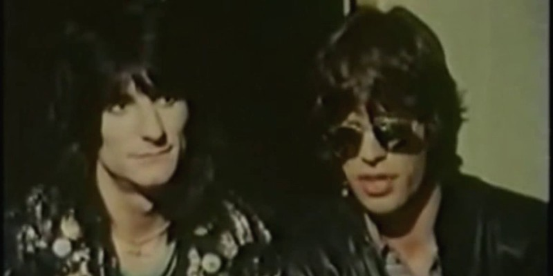rolling stones love you live interview 1977