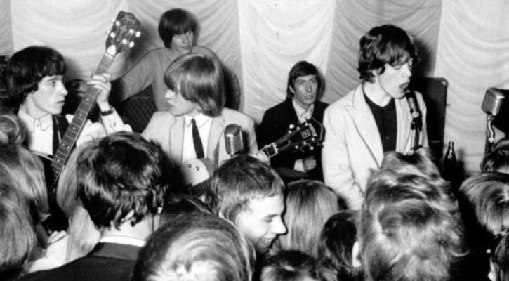 rolling stones oxford 1964