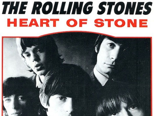 rolling stones heart of stone 1964