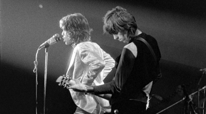 rolling stones paris 1970 TV