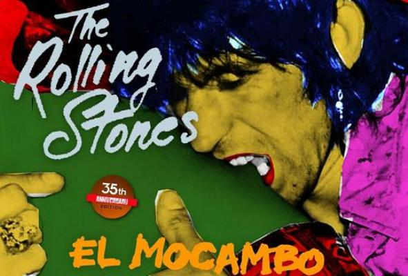 rolling stones dance little sister mocambo 1977