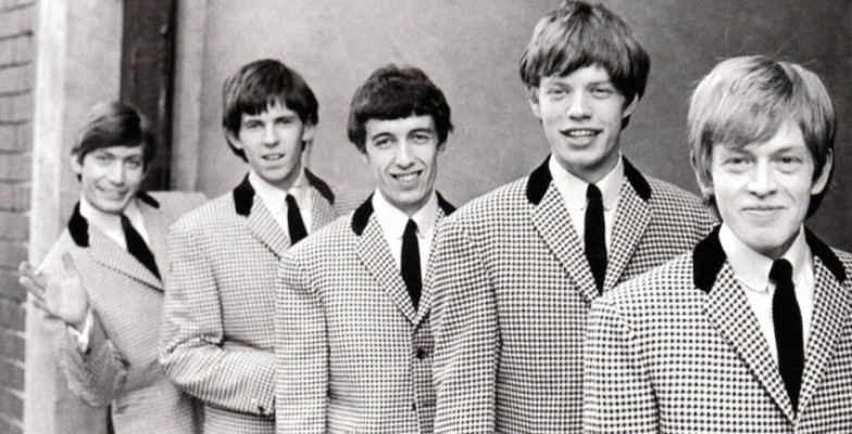 rolling stones Thank Your Lucky Stars 1963
