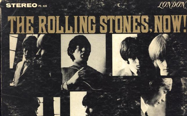 rolling stones down the road apiece 1964