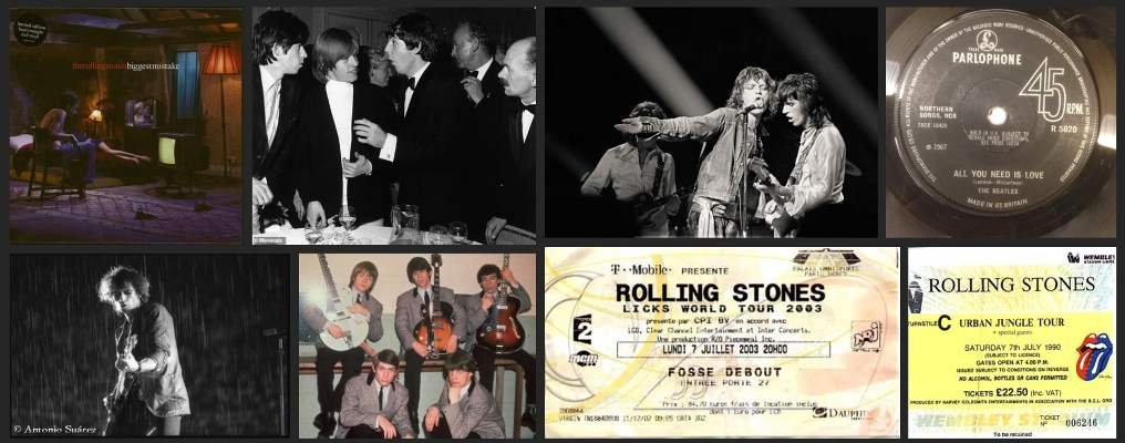 rolling stones chronology july 7