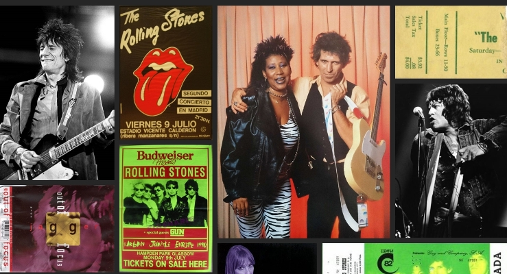 rolling stones chronology July 9