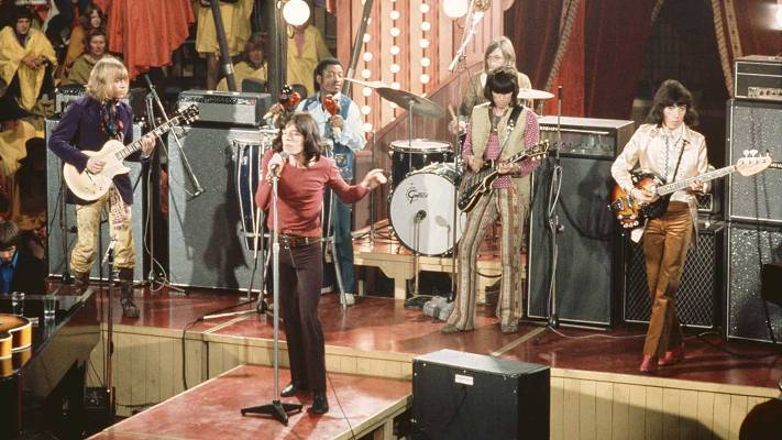 rolling stones jagger quote circus 1967