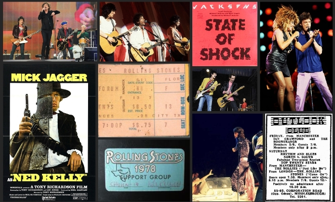 rolling stones chronology july 13
