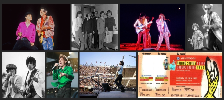 rolling stones chronology july 16