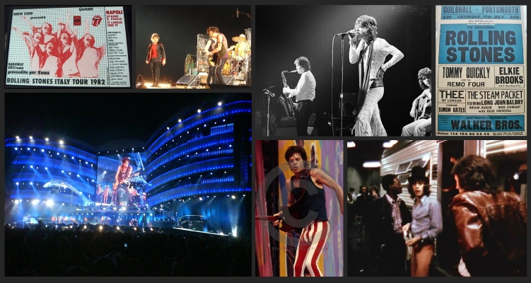 rolling stones chronology july 17