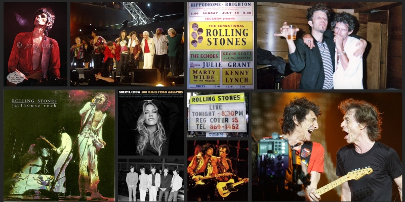 rolling stones chronology july 19