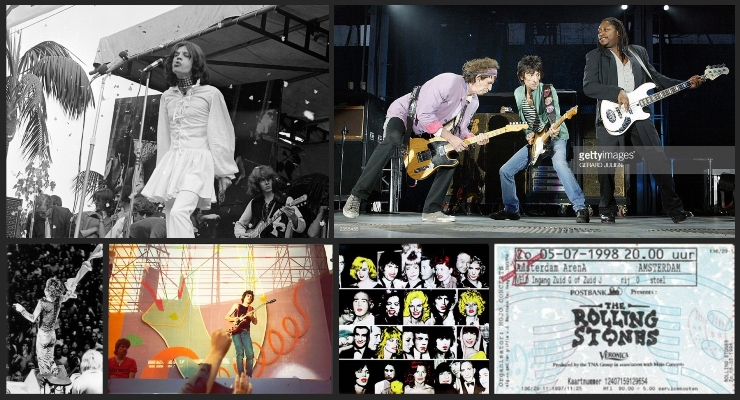 rolling stones chronology july 5