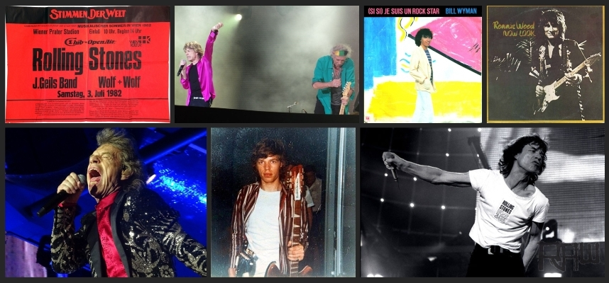 rolling stones chonology july 3