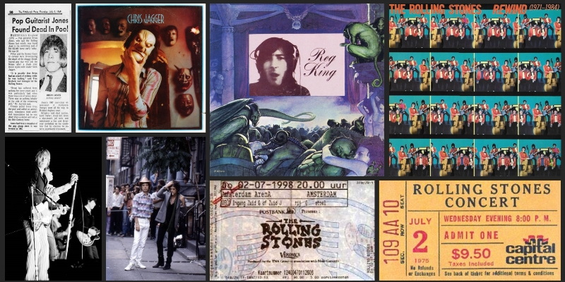 rolling stones chonology july 2
