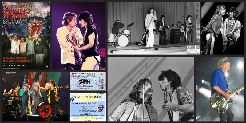 rolling stones chronology july 6