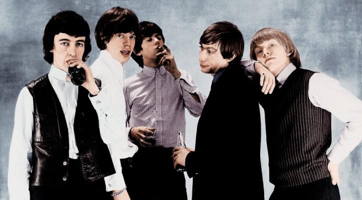 rolling stones goodbye girl 1964