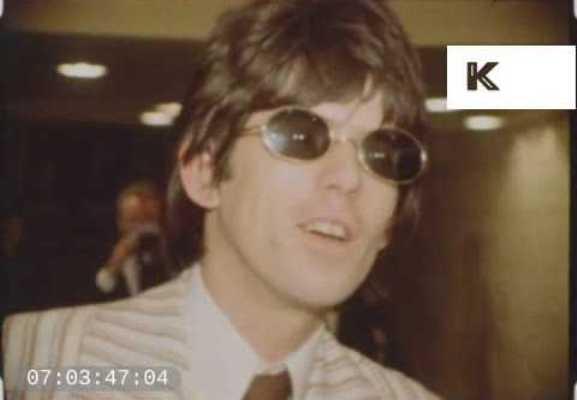 rolling stones keith richards cul de sac 1966