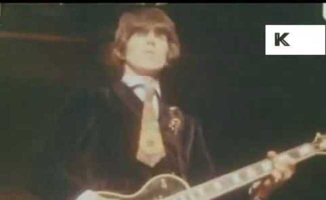 rolling stones live 1966 rare footage