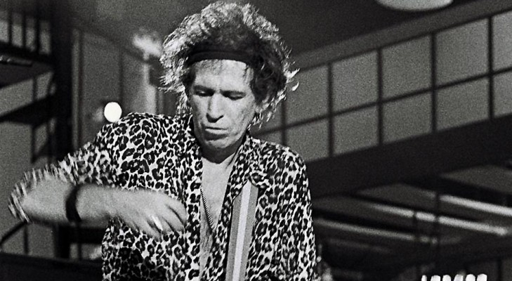 keith richards 1993 quote