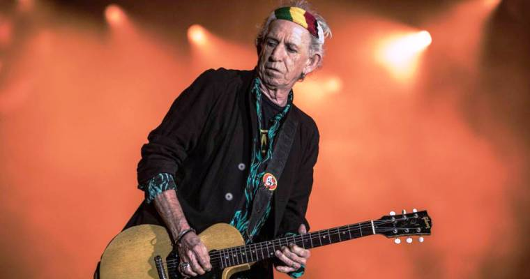 keith richards quote