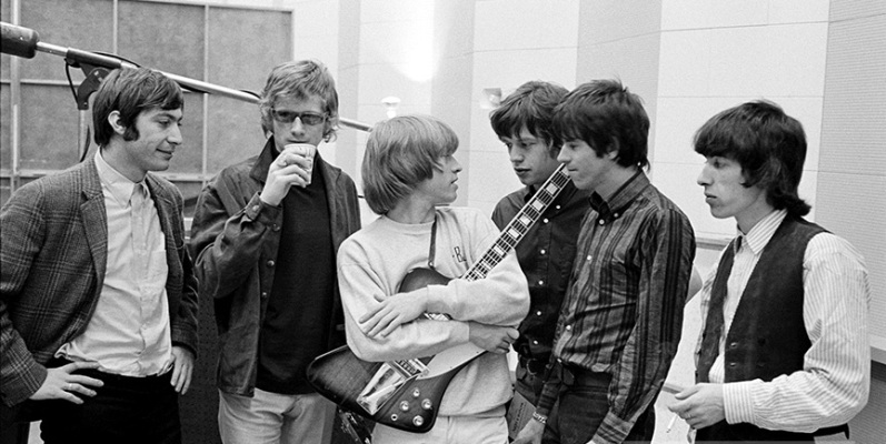rolling stones looking tired 1965