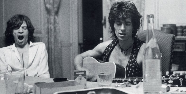 rolling stones let it loose outtake 1971