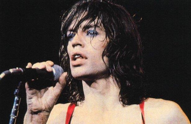 mick jagger 1975 b