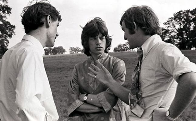 mick jagger world in action TV 1967