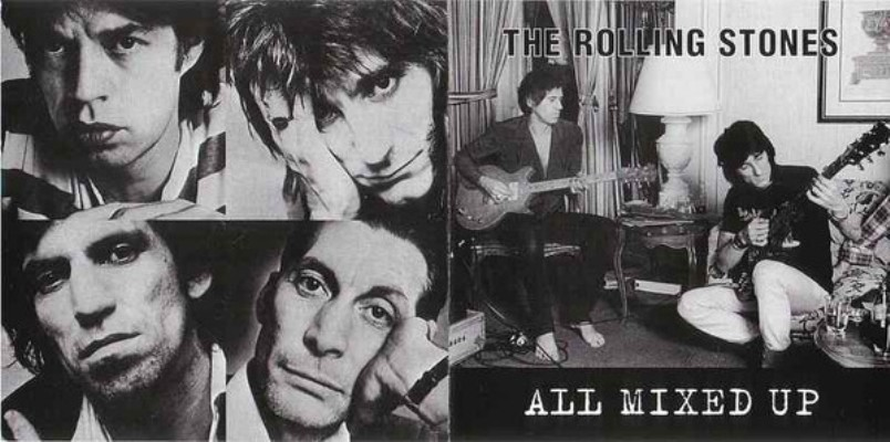 rolling stones all mixed up 1982