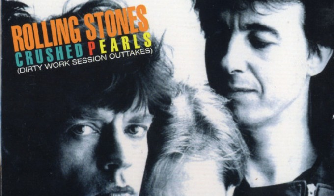 rolling stones she never listens to me 1985