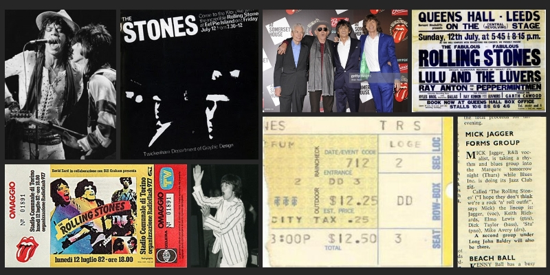 rolling stones chronology july 12