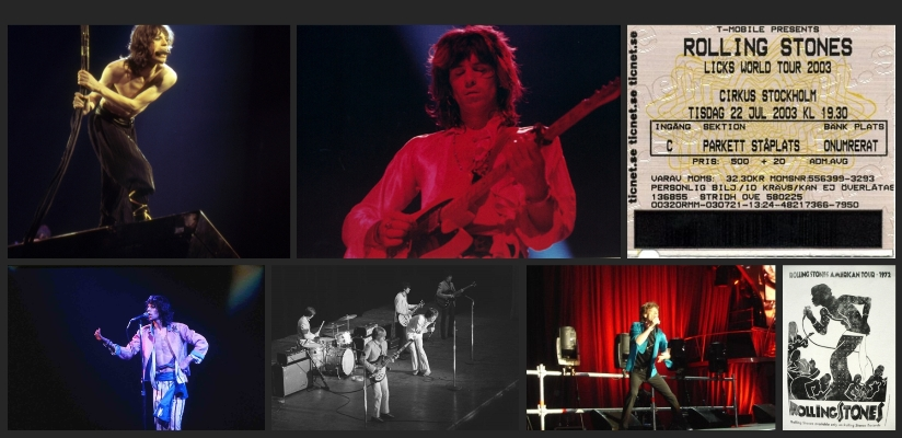 rolling stones chronology july 22
