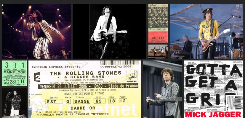 rolling stones chronology july 28