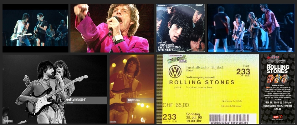 rolling stones chronology july 30