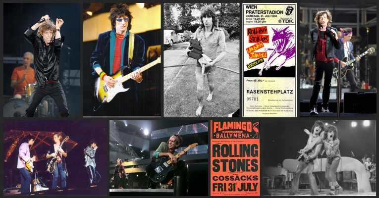rolling stones chronology july 31