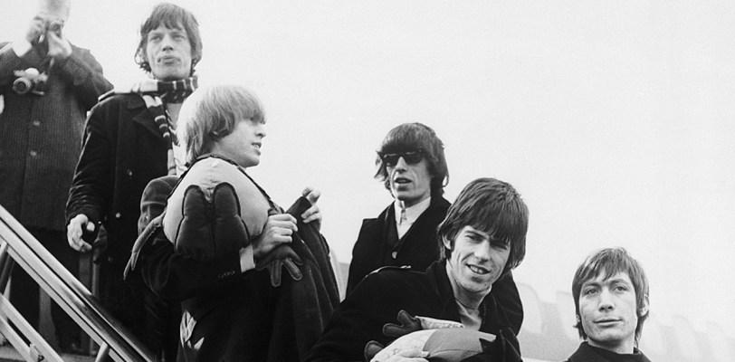 rolling stones copenhagen 1965
