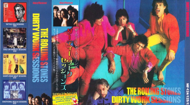 rolling stones strictly memphis 1985
