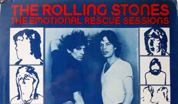 rolling stones emotional rescue sessions
