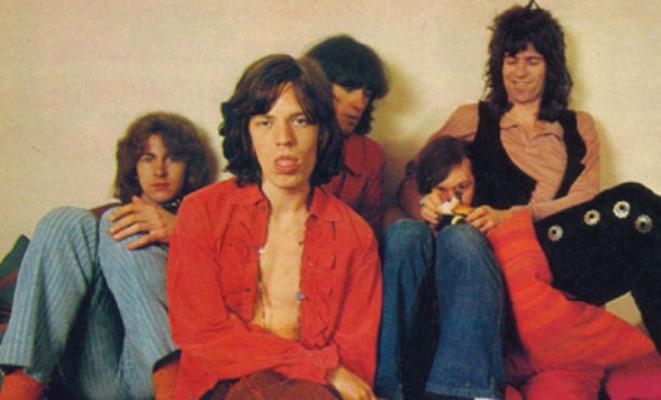 rolling stones I got a letter 1974