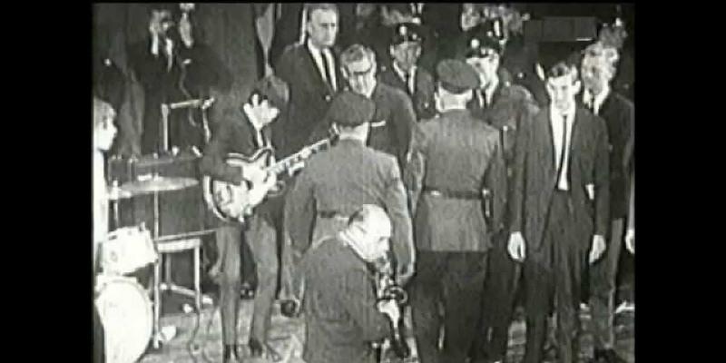 rolling stones kurhaus 1964