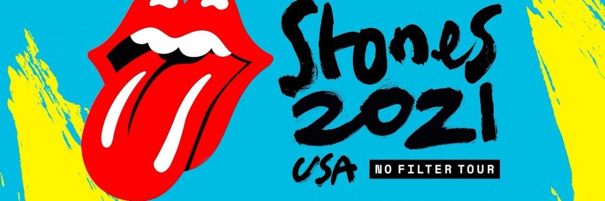 rolling stones no filter tour usa 2021