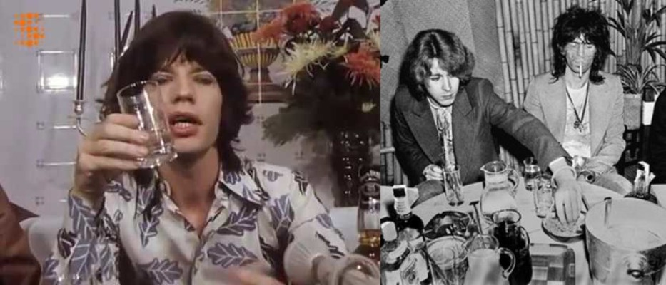 rolling stones press conference holland 1973