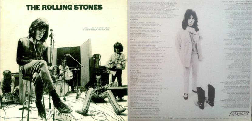 rolling stones the promotional album 1969