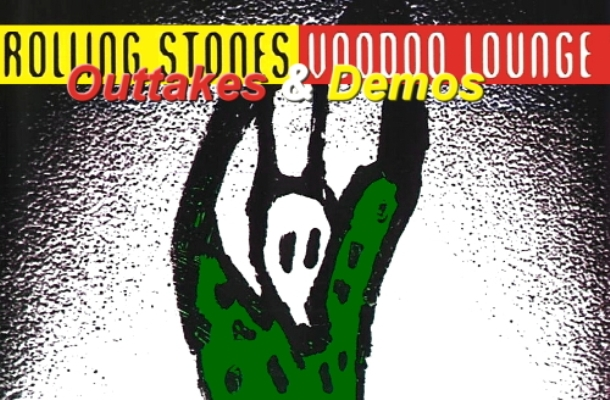rolling stones voodoo lounge sessions trouble man