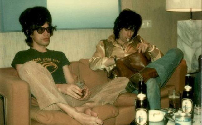 rolling stones munich interviews 1974