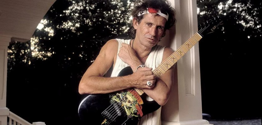 keith richards quote music